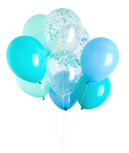 Boy Meets World Balloons - Banner & Bow