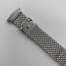 "Load image into Gallery viewer, Forstner Komfit ""JB"" Mesh Watch Bracelet with Straight Ends"