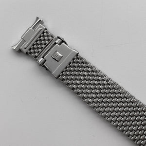 "Forstner Komfit ""JB"" Mesh Watch Bracelet with Horned Ends"