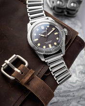 Load image into Gallery viewer, The Forstner Klip - Stainless Steel Ladder-Style Watch Bracelet