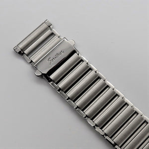 The Forstner Klip - Stainless Steel Ladder-Style Watch Bracelet