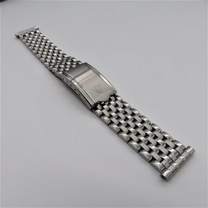 The Forstner Beads of Rice Stainless Steel Watch Bracelet