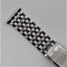 Load image into Gallery viewer, The Forstner Beads of Rice Stainless Steel Watch Bracelet