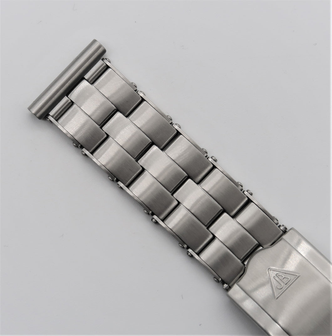 The Forstner Rivet Bracelet - Stretch or Solid Links