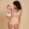 Organic Cotton Blooma Nursing Bra - Blossom