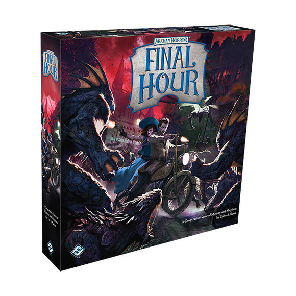 Arkham Horror - Final Hour