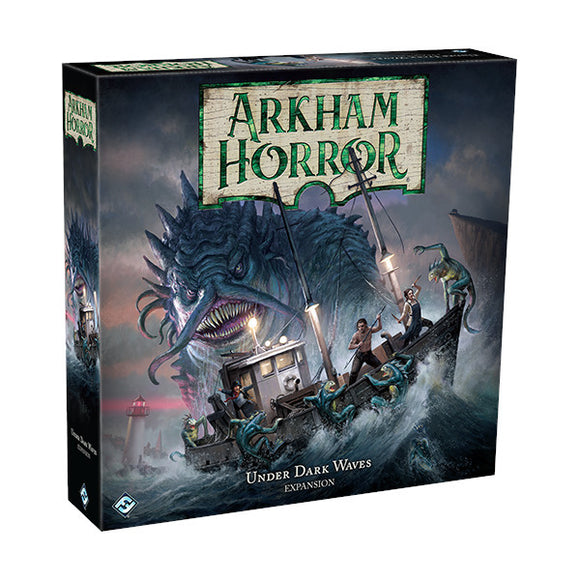 Arkham Horror - Under Dark Waves Expansion