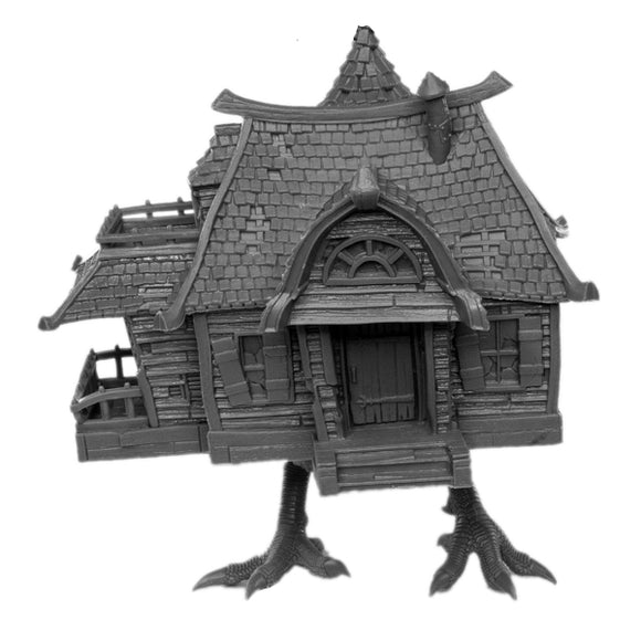 Bones Black: Baba Yaga's Hut Box Set