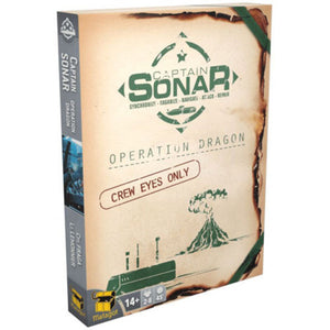 Captain Sonar - Operation Dragon Expansion