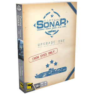 Captain Sonar - Upgrade One Expansion