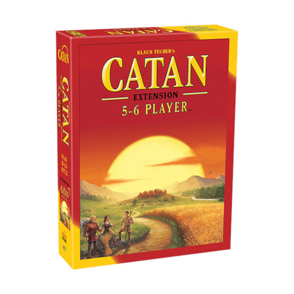 Catan - Extension 5-6 Player