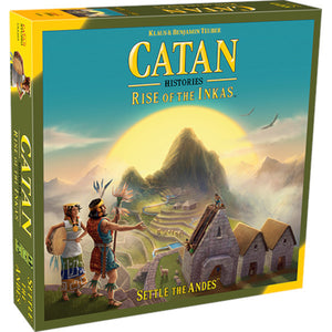Catan - Rise of the Inkas (Histories)