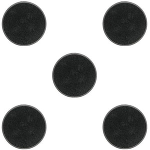Citadel: 40mm Round Closed Bases (5 qty)