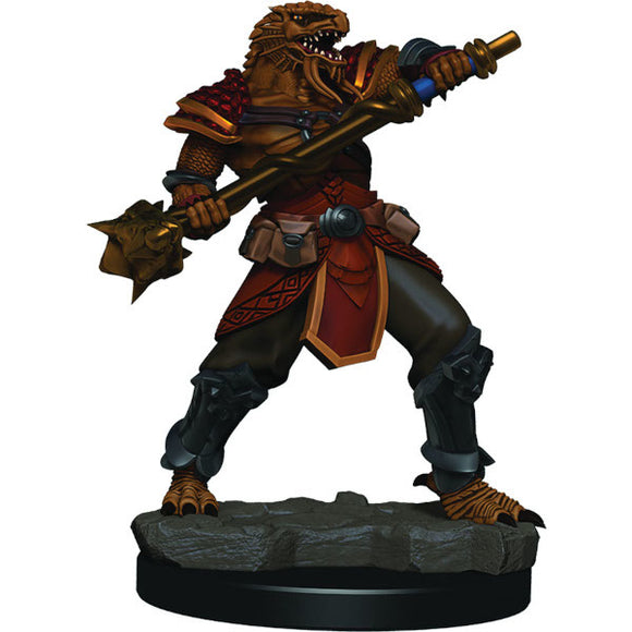 D&D Icons of the Realm: Premium Figures - Dragonborn Male Fighter (Wave 3)