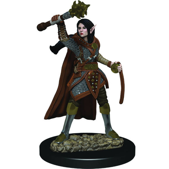D&D Icons of the Realm: Premium Figures - Elf Female Cleric (Wave 3)