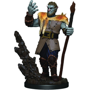 D&D Icons of the Realm: Premium Figures - Firbolg Male Druid (Wave 3)