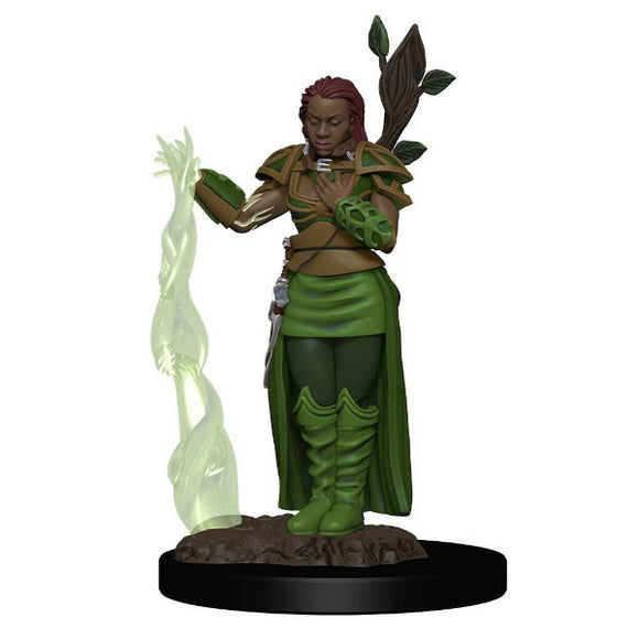 D&D Icons of the Realm: Premium Figures - Human Female Druid (Wave 2)