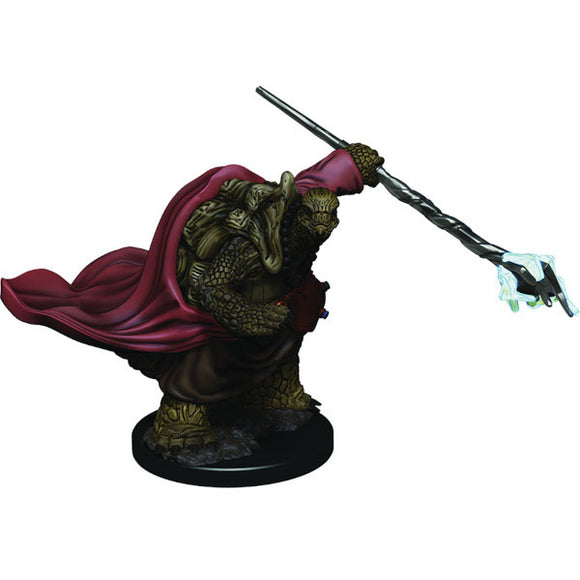 D&D Icons of the Realm: Premium Figures - Tortle Male Monk (Wave 3)