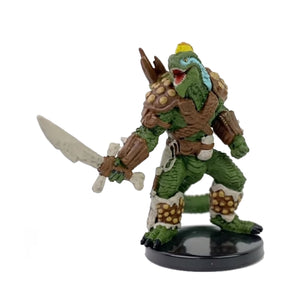 D&D Icons of the Realms: Fangs & Talons - Lizardfolk (#9)