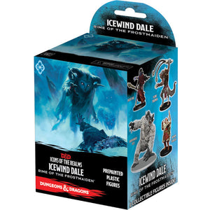 D&D Icons of the Realms: Icewind Dale - Rime of the Frostmaiden Booster Box