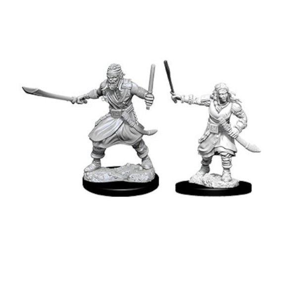 D&D Nolzur's Marvelous Miniatures: Bandits (Wave 8)