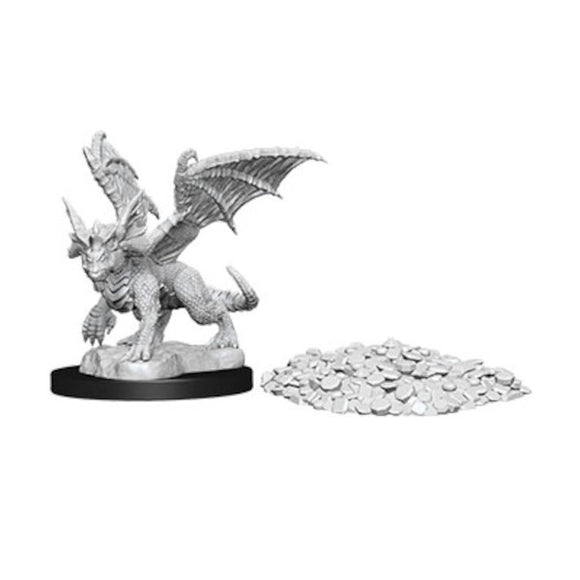 D&D Nolzur's Marvelous Miniatures: Blue Dragon Wyrmling (Wave 10)