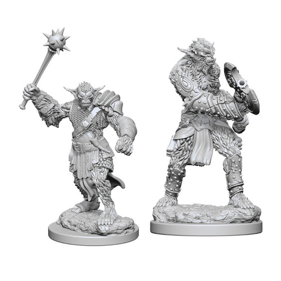D&D Nolzur's Marvelous Miniatures: Bugbears (Wave 1)