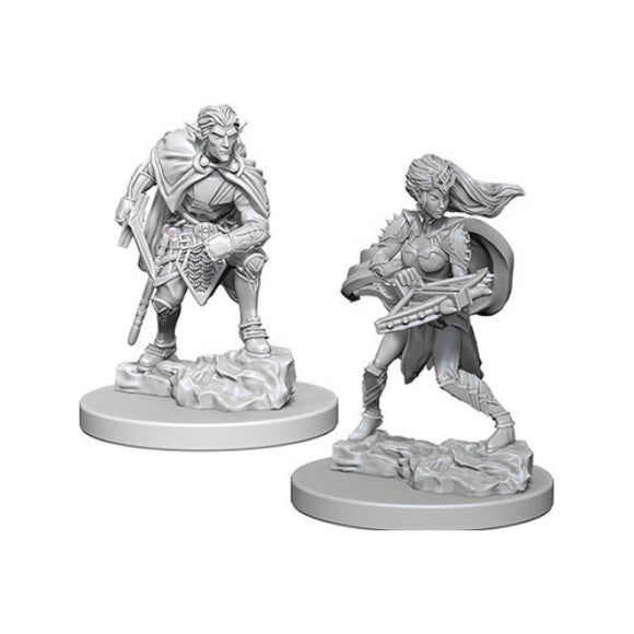 D&D Nolzur's Marvelous Miniatures: Drow (Wave 4)