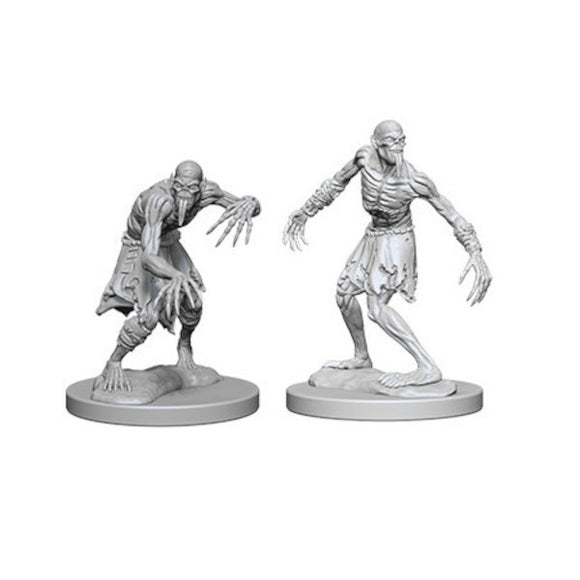 D&D Nolzur's Marvelous Miniatures: Ghouls (Wave 1)