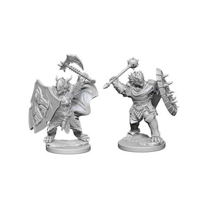 D&D Nolzur's Marvelous Miniatures: Male Dragonborn Paladin (Wave 4)