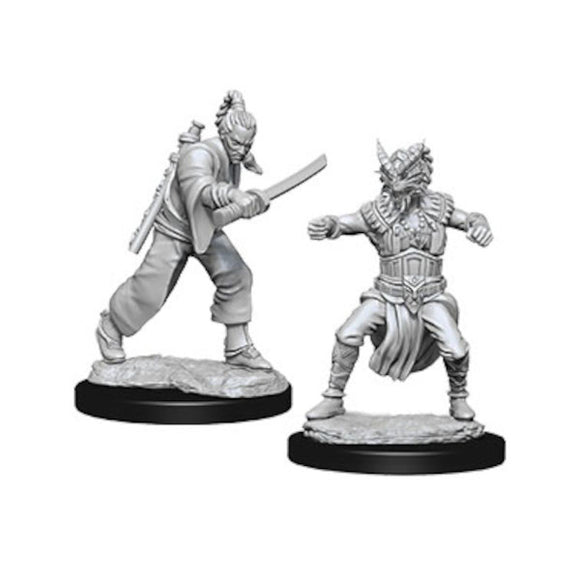 D&D Nolzur's Marvelous Miniatures: Male Human Monk (Wave 8)