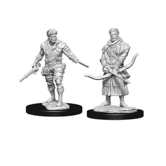 D&D Nolzur's Marvelous Miniatures: Male Human Rogue (Wave 9)