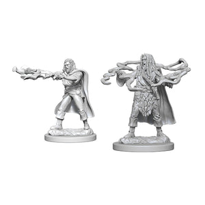 D&D Nolzur's Marvelous Miniatures: Male Human Sorcerer (Wave 1)