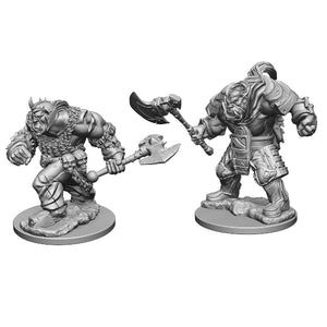 D&D Nolzur's Marvelous Miniatures: Orcs (Wave 1)