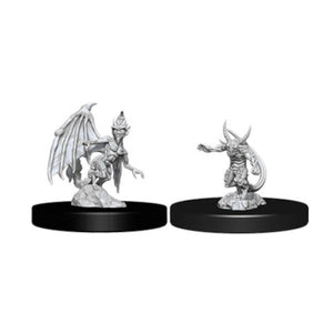 D&D Nolzur's Marvelous Miniatures: Quasit & Imp (Wave 9)