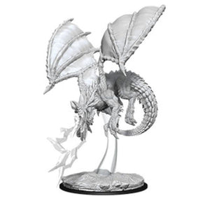 D&D Nolzur's Marvelous Miniatures: Young Blue Dragon (Wave 8)