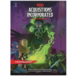 Dungeons & Dragons 5E: Acquisitions Incorporated