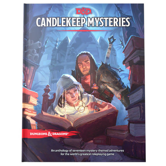 Dungeons & Dragons 5E: Candlekeep Mysteries