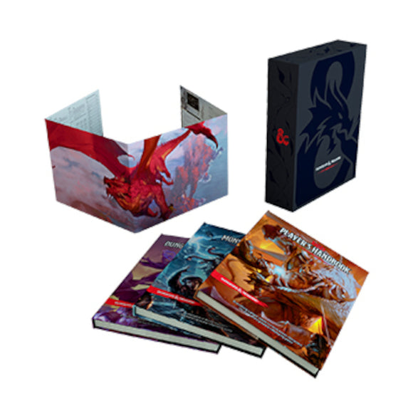 Dungeons & Dragons 5E: Core Rulebook Gift Set