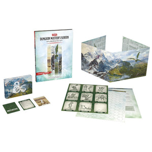Dungeons & Dragons 5E: Dungeon Master's Screen - Wilderness Kit