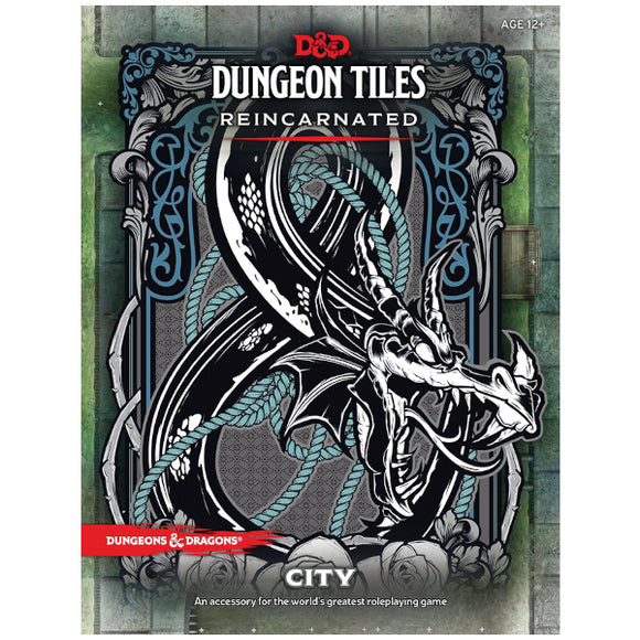Dungeons & Dragons 5E: Dungeon Tiles Reincarnated - City
