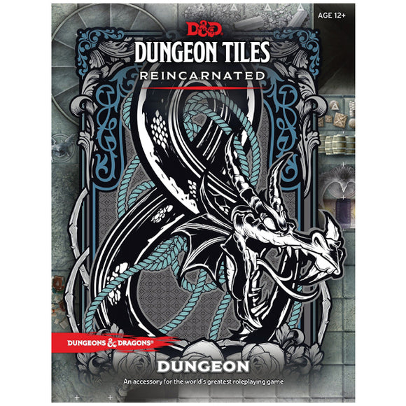 Dungeons & Dragons 5E: Dungeon Tiles Reincarnated - Dungeon