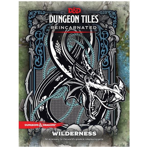 Dungeons & Dragons 5E: Dungeon Tiles Reincarnated - Wilderness