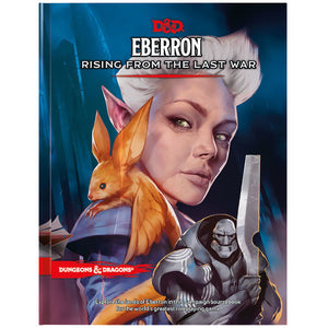 Dungeons & Dragons 5E: Eberron - Rising from the Last War