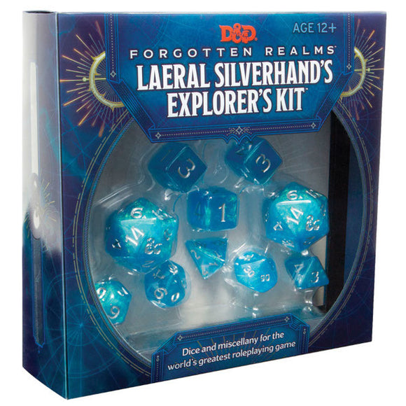 Dungeons & Dragons 5E: Forgotten Realms - Laeral Silverhand's Explorer's Kit