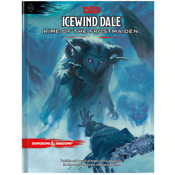 Dungeons & Dragons 5E: Icewind Dale - Rime of the Frostmaiden