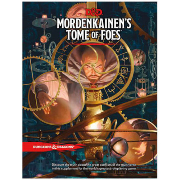 Dungeons & Dragons 5E: Mordenkainen's Tome of Foes