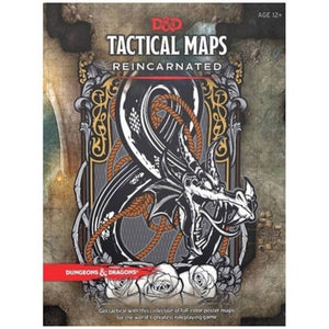 Dungeons & Dragons 5E: Tactical Map Reincarnated