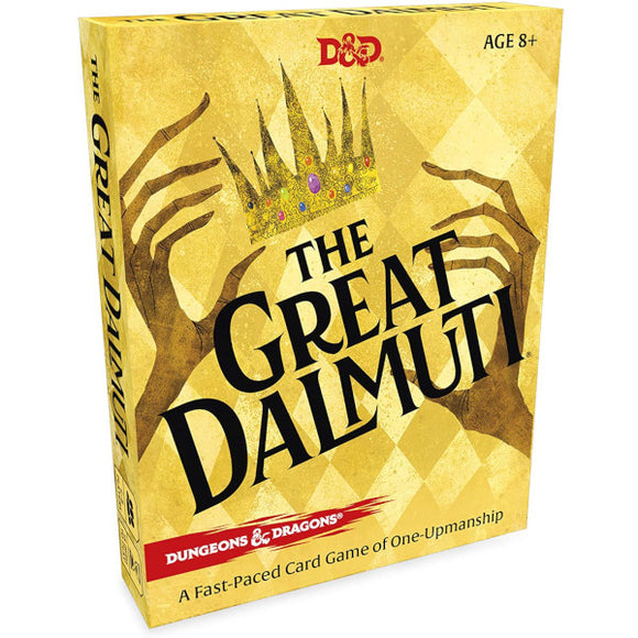 Dungeons & Dragons 5E: The Great Dalmuti