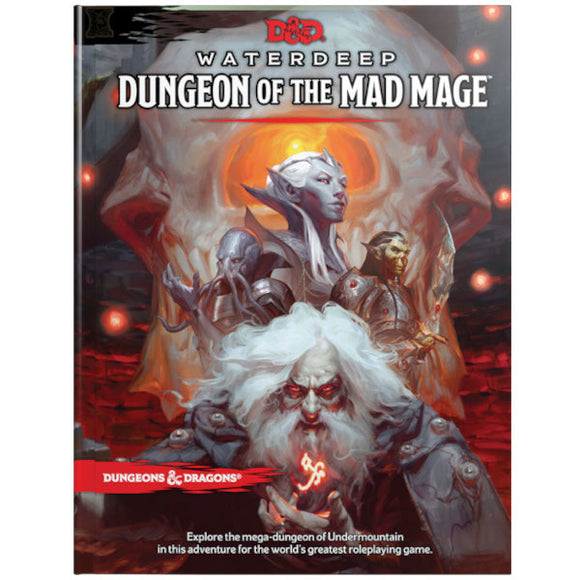 Dungeons & Dragons 5E: Waterdeep - Dungeon of the Mad Mage